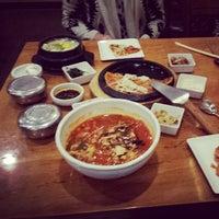 Photo taken at Sura Korean Restaurant by Gavin G. on 11/4/2013