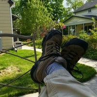 Photo taken at Schubring Party Patio by Kurt S. on 5/21/2016