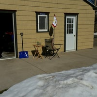 Photo taken at Schubring Party Patio by Kurt S. on 2/18/2017