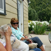 Photo taken at Schubring Party Patio by Kurt S. on 8/12/2016