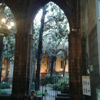 Photo taken at esglesia de la santa creu by Guille M. on 3/6/2013