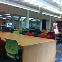Photo taken at Evans Library by Tarkan B. on 5/12/2014