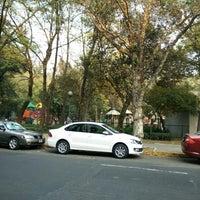 Photo taken at Parque España by 👦Anton V. on 12/20/2015