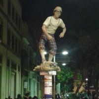 Photo taken at Rua da Moeda by Diego M. on 4/6/2013