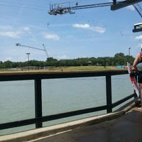 Photo taken at Hydrous At Allen Station by Mikala S. on 7/10/2013
