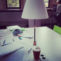 Photo taken at Bibliothèque Universitaire Droit Lettres by Tea and Bubbles on 6/6/2013