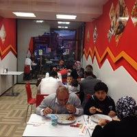 Photo taken at Pizza Pizza by Karabağlar P. on 11/23/2013