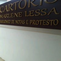 Photo taken at Cartorio Marlene Lessa by Meg V. on 3/26/2013