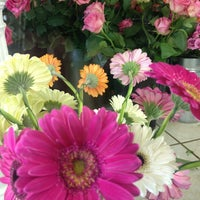 Photo taken at Mancuso's Florist, Inc. by Ma Y. on 3/23/2013
