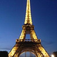Photo prise au Jardin du Champ-de-Mars par Joffrey L. le10/21/2012