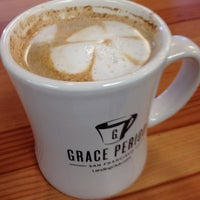 Photo taken at Grace Period Café (at Lending Club) by Tony C. on 10/4/2013