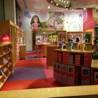 Photo taken at American Girl Place by Yoly L. on 7/14/2013