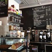 Photo taken at Ridgewood Coffee Company by Ian Blake N. on 7/2/2013