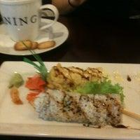 Photo taken at Sushi Ya by Richard C. on 1/12/2013