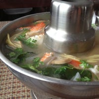Photo taken at Thai Wok Restaurant by Jana S. on 6/3/2013