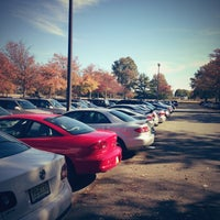 Photo taken at MCCC - East Lot 1 by Nicky on 10/18/2012