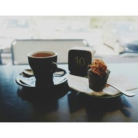 Photo taken at Hoopla Espresso by Keong S. on 12/23/2013