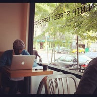 Photo taken at Ninth Street Espresso by Keong S. on 10/8/2012