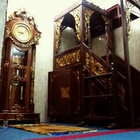 Photo taken at masjid nuruttaqwa by Donny P. on 7/10/2013