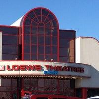 Photo taken at AMC Loews New Brunswick 18 by Yakira C. on 12/30/2012