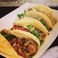 Photo taken at Tacos Atoyac by Humberto M. on 4/7/2013