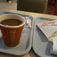 Photo taken at Dunkin' Donuts by Trykie B. on 2/26/2017
