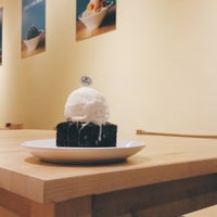 Photo taken at BingSu Café by Shao M. on 6/30/2015