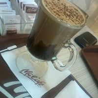 Photo taken at McCafé by Bárbara M. on 5/4/2013