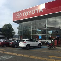 Photo taken at Toyota Fame Valladolid by Carlos H. on 11/4/2016
