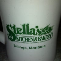 Photo taken at Stella's Kitchen & Bakery by Ian F. on 2/23/2013