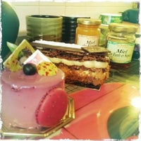 Photo taken at Patisserie Pepin by Mathias M. on 2/27/2013
