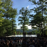 Photo taken at Jacob's Pillow Dance Festival by Bobby G. on 8/6/2016