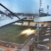 Photo taken at Carrow Road by David L. on 1/12/2013