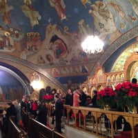 Photo taken at St. Catherine - St. George Church by 💋лолиьта💋 on 12/25/2015