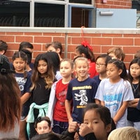 Photo taken at Eastwood Elementary by Kristen M. on 11/1/2017