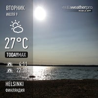 Снимок сделан в Torpanranta пользователем Anna R. 7/9/2013