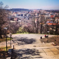 Photo taken at National Memorial on the Vítkov Hill by Pavel B. on 4/15/2013