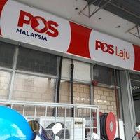 Photo taken at Pos Malaysia by Zainal A. on 8/14/2017