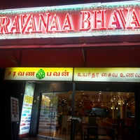 Photo taken at Saravanaa Bhavan by Zainal A. on 6/18/2017