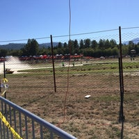 Photo taken at Extreme Sports Park - Port Angeles by Jason M. on 9/6/2014