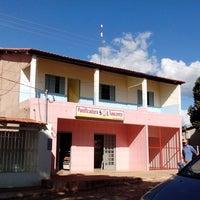 Photo taken at Prefeitura Municipal de Miravânia by Geraldo J. on 2/6/2014