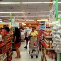 Photo taken at Robinsons Supermarket by Federik on 3/16/2013