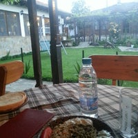 "Photo taken at Restorant - Hotel ""Medven"" by Casper on 6/9/2014"