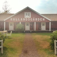 Photo taken at Hallandsgården by Thomas K. on 8/15/2015
