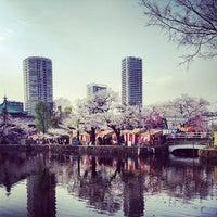 Foto scattata a 不忍池弁天堂 da Yuhya W. il 3/24/2013