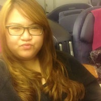 Photo taken at TG657 ICN-BKK / Thai Airways by iceseung on 5/3/2014