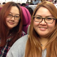 Photo taken at TG657 ICN-BKK / Thai Airways by iceseung on 1/19/2015