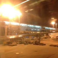 Photo taken at TG657 ICN-BKK / Thai Airways by iceseung on 10/3/2014