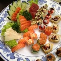 Photo taken at Gattai Sushi by Renata R. on 3/24/2013