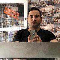 Photo taken at Kayhan Erkek Kuaför Salonu by SERVET G. on 4/14/2018